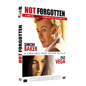 DVD Not Forgotten