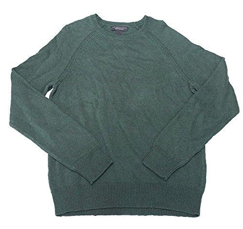 the-mens-store-at-bloomingdales-thermal-knitted-crewneck-sweater-medium-dark-green