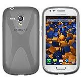 "mumbi X-TPU Schutzh�lle Samsung Galaxy S3 mini H�lle schwarz halbtransparentvon ""mumbi"""