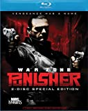 Cover art for  Punisher: War Zone (Two-Disc Special Edition) [Blu-ray]