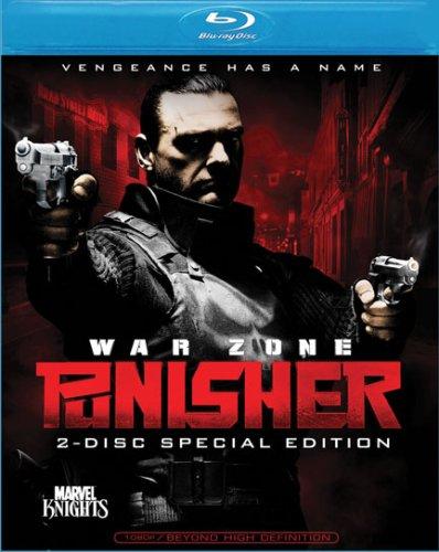 Punisher: War Zone / Каратель: Территория войны (2008)