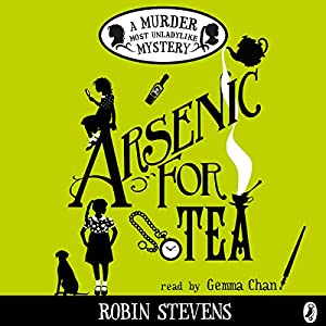 Arsenic for Tea Audiobook