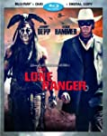 The Lone Ranger (Blu-ray + DVD + Digi...