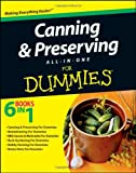 img - for Canning and Preserving All-in-One For Dummies book / textbook / text book