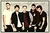 Shopolica One Direction Poster (One-Direction-021)