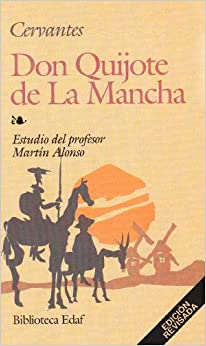 Amazon.com: Don Quijote de La Mancha (Spanish Edition) (9788471664570