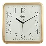 Ajanta Quartz Wall Clock Square Shape - 677 DX