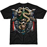 7.62 Design Men's T-Shirt Army Special Forces 'Green Beret'