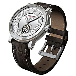 Formex 4 Speed Men's Automatic Watch AT480 480.1.6340 with Leather Strap