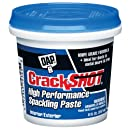 Dap 12374 Crack Shot Spackling Interior/Exterior, 1/2-Pint