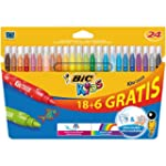 Bic Kids Kid Couleur Feutre ultra lav...