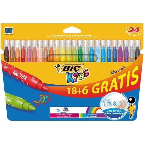 bic-841803-pack-de-24-rotuladores-multicolor