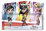 Disney Infinity Girls 3-Figure Power Pack  (Figure)