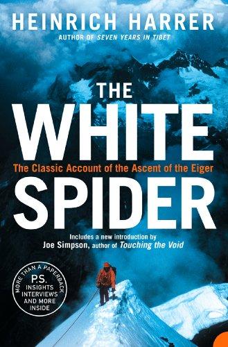 Heinrich Harrer - The White Spider
