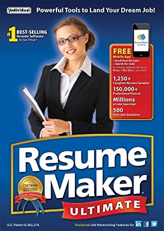 ResumeMaker Ultimate 6 [Download]