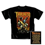 Merchandise - Trivium - T-Shirt Warrior (in S) von Trivium