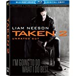 [US] Taken 2 (2012) [Blu-ray + DVD + Digital Copy]