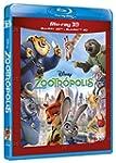 Zootr�polis (BD + BD 3D) [Blu-ray]