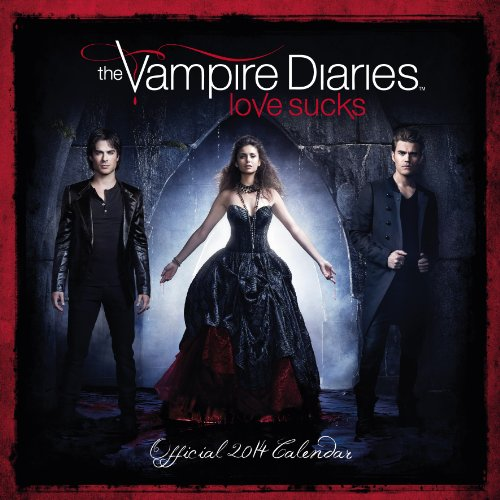 Official Vampire Diaries 2014 Calendar