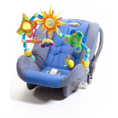 Baby Development Comfortable Tiny Love Take-Along Arch Sunny Stroll New front-989622
