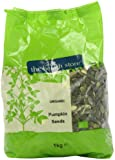 Health Store Organic Pumpkin Seeds 1 Kg (Pack of 1)