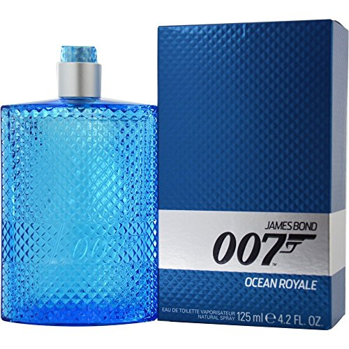 James Bond 007 Ocean Royale, Eau de Toilette da uomo 125 ml