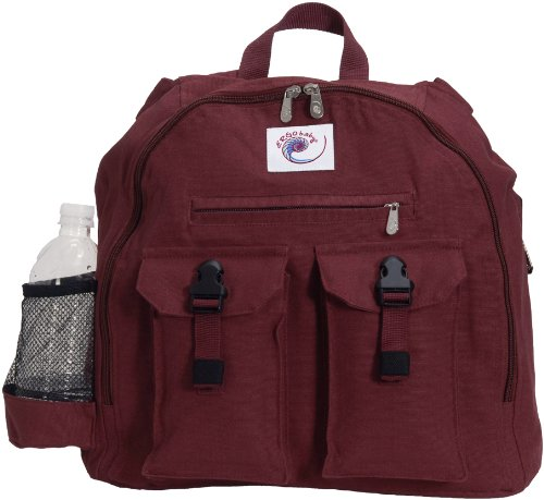 Ergo Backpack Cranberry