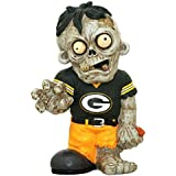 GREEN BAY PACKERS NFL ZOMBIE FIGURINE