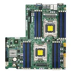 Supermicro X9DRW-IF-O Dual LGA2011 Intel C602 DDR3 SATA3 V 2GbE Proprietary WIO Server Motherboard