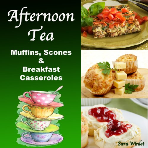Afternoon Tea by Sara Winlet ebook deal