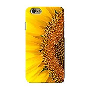ArtzFolio Sunflower : Apple iPhone 7 Matte Polycarbonate ORIGINAL BRANDED Mobile Cell Phone Protective BACK CASE COVER Protector : BEST DESIGNER Hard Shockproof Scratch-Proof Accessories : Floral