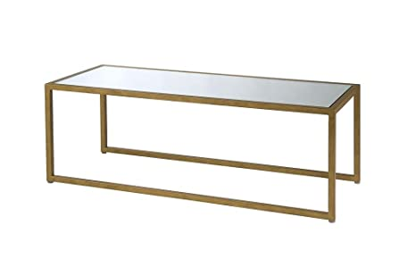 Gold Leaf Coffee Table Table With Gold Leaf