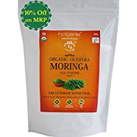 Haigenie Organic Moringa Leaf Powder 500gm (The Ultimate Super Food)
