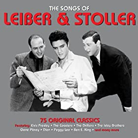 The Songs of Leiber & Stoller - 75 Original Classics