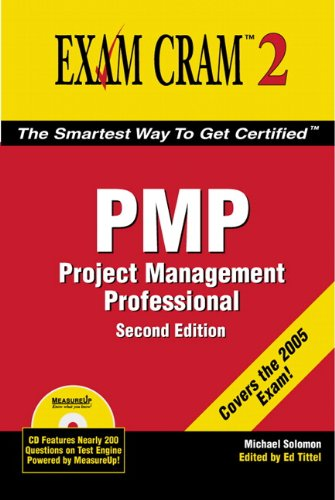 PMP Exam Cram 2 (2nd Edition)