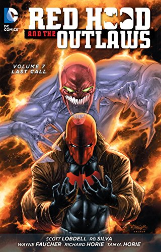 Red Hood and the Outlaws Vol. 7: Last Call (The New 52) (Red Hood And The Outlaws New 52 compare prices)