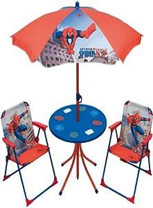 Partager actuellement indisponible nous ne savons pas - Table et chaise spiderman ...
