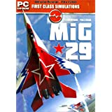 "Flight Simulator X und 2004 - Mig - 29 (Add-On) [UK Import]von ""First Class Simulations"""