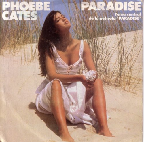 Original album cover of Paradise by Phoebe Cates