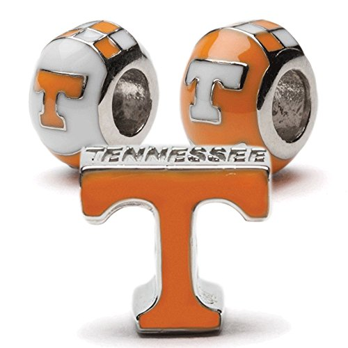 Tennessee Orange and White