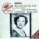 Mahler: Das Lied von der Erde; 3 R�ckert Lieder