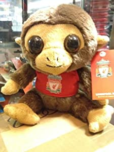 Liverpool F.c Monkey Bear by LIVERPOOL F.C