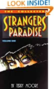 Strangers In Paradise Book 1: Collected Mini Series: Collected Mini Series Bk. 1