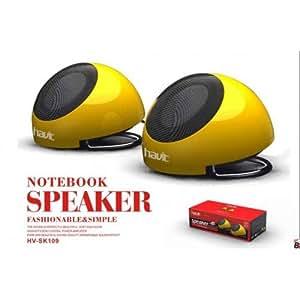 Havit Sk109 USB Powerd Dual Speakers for Imac,mp3 Devices, Tv,pc, Netbooks, Laptops.