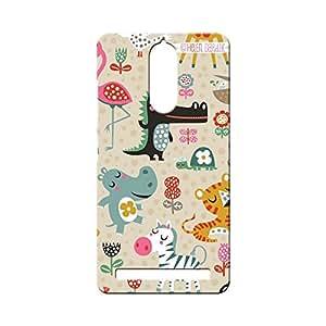 BLUEDIO Designer Printed Back case cover for Lenovo K5 Note - G0093