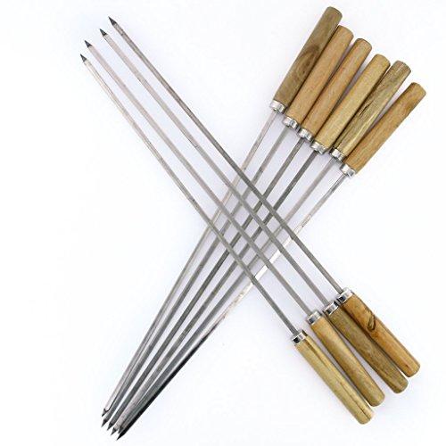 sonline-10-stk-im-freien-wohnung-chromium-uberzug-grill-utensilien-bbq-spiess-grill-nadel