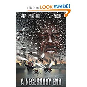 A Necessary End by F. Paul Wilson and Sarah Pinborough
