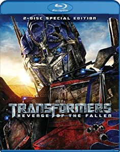 Transformers: Revenge of the Fallen (2-Disc Special Edition) [Blu-ray]