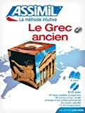 echange, troc Jean-Pierre Guglielmi - Le grec ancien (1 livre + coffret de 4 CD)