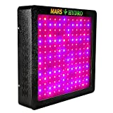 Led Grow Light,MARS HYDRO Full Spectrum Grow Lights for Greenhouse Indoor Plants Veg and Flower,Growing Light Bulbs for Hydroponics (MarsII 900 W)